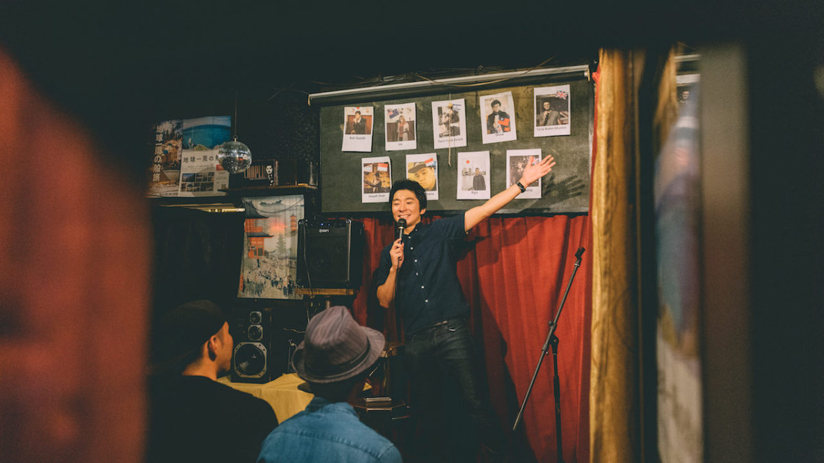 "Report: English Standup Comedy Show in Asakusa, Tokyo ""My Japanese Perspective"" [Vol. 241]"