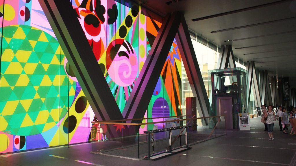 The best museums to enjoy contemporary art in Tokyo