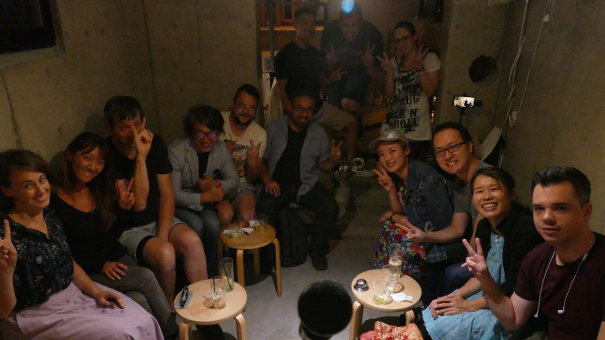 Report: Live Stand-up Comedy Open Mic Jokes about Japan [Vol.1]