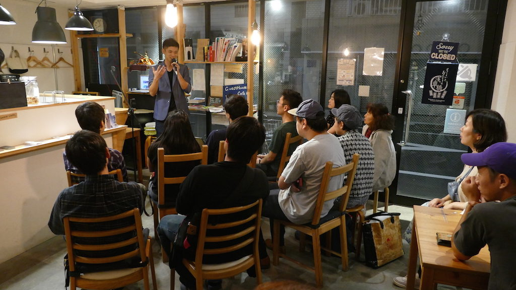 Report: Guest House Comedy Night! English Standup Open Mic [Vol. 71]