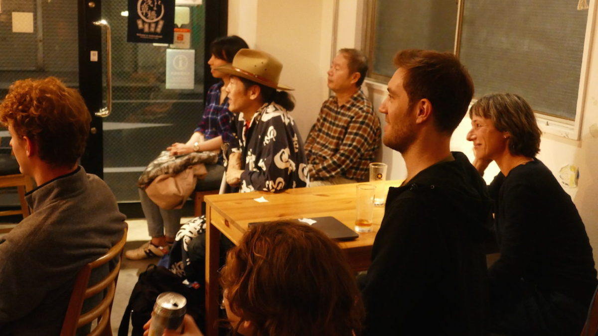 Report: Guest House Comedy Night! English Stand-up Open Mic & Meet-up [Vol. 72]