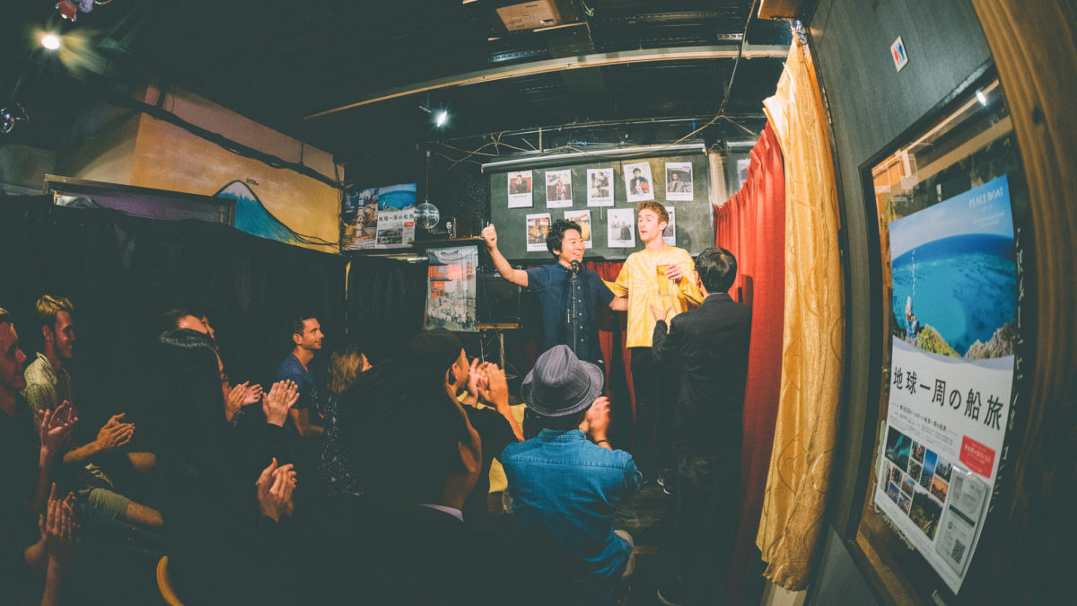 Funny Japan Project: Comedy Night Events