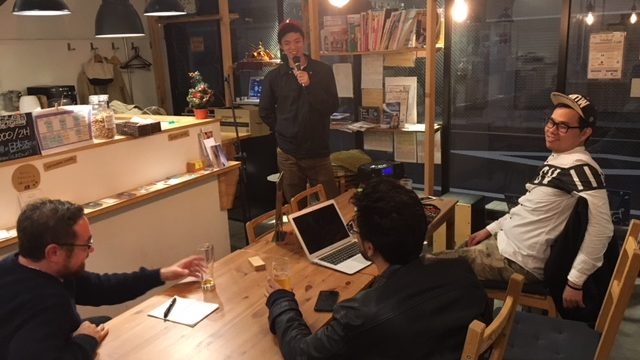 Report: Guest House Comedy Night! English Stand-up Open Mic & Meet-up [Vol. 73]