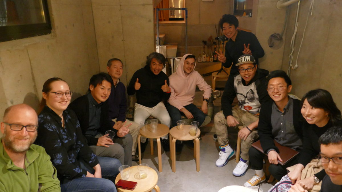 Report: Live Stand-up Comedy Open Mic Jokes about Japan [Vol.2]