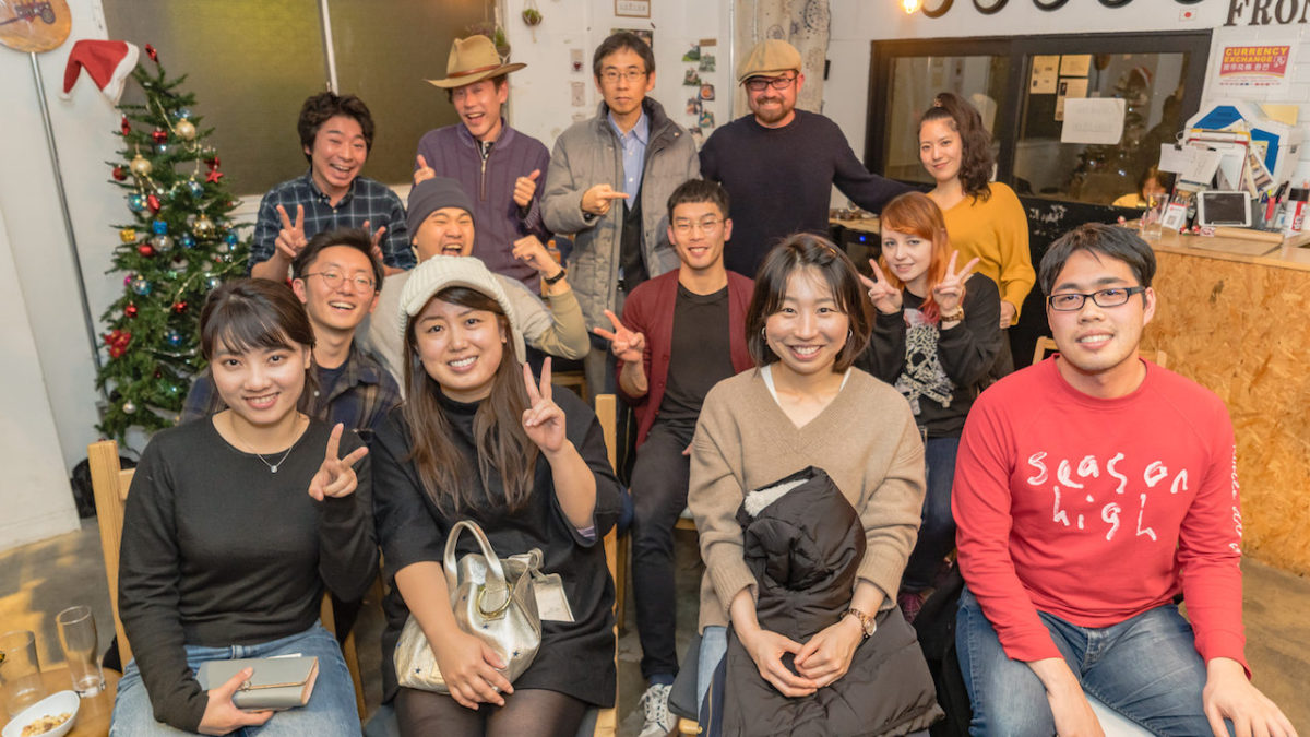 Report: Guest House Comedy Night! English Stand-up Open Mic & Meet-up [Vol. 76]