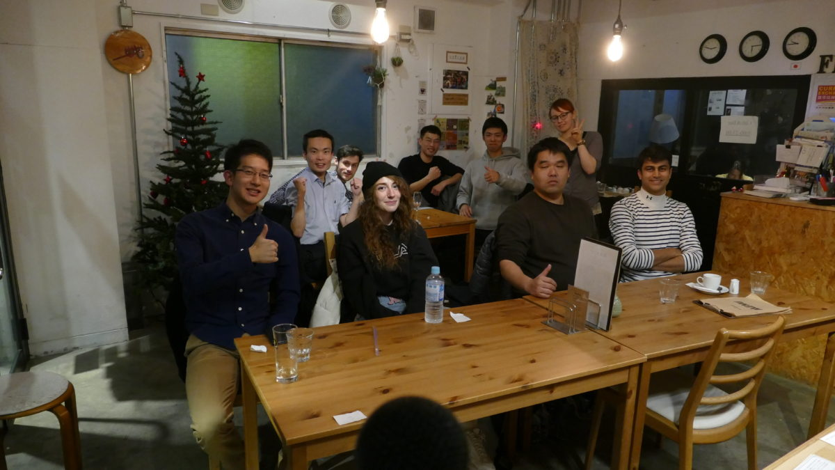 Report: Guest House Comedy Night! English Stand-up Open Mic & Meet-up [Vol. 75]