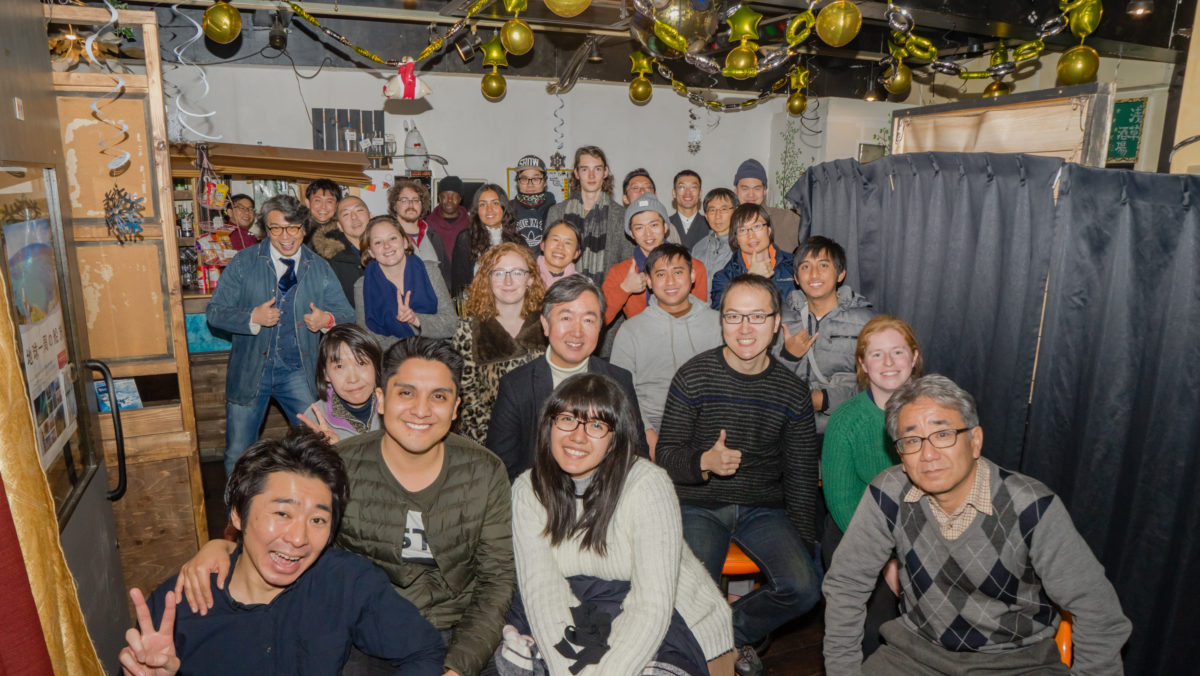Report: Last English Stand-up Comedy Show in Asakusa Smile Bar, Tokyo [Vol. 44]