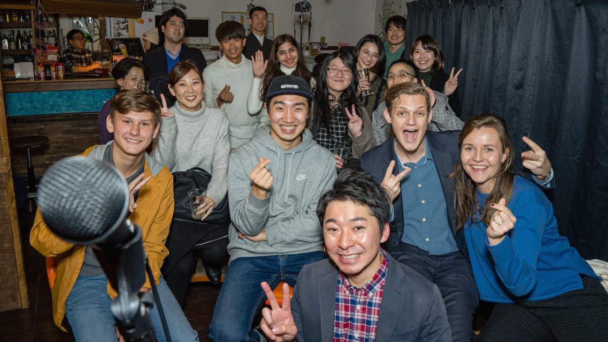"Report: English Stand-up Comedy Show in Asakusa, Tokyo ""My Japanese Perspective"" [Vol. 275]"