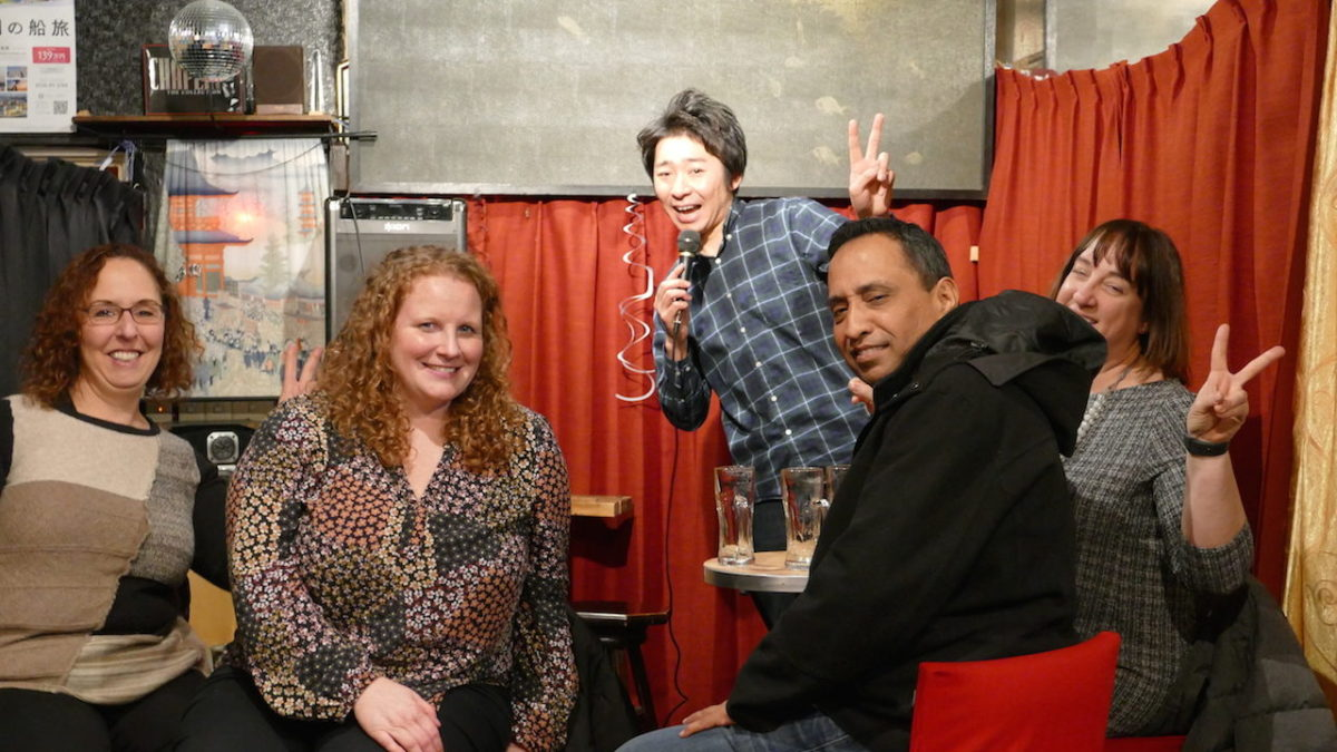 "Report: English Stand-up Comedy Show in Asakusa, Tokyo ""My Japanese Perspective"" [Vol. 272]"