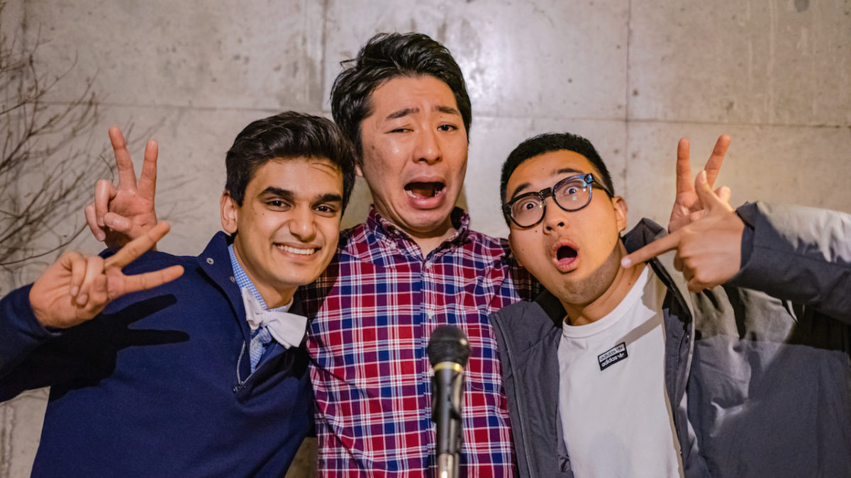 "Report: English Stand-up Comedy Show in Asakusa, Tokyo ""My Japanese Perspective"" [Vol. 276]"