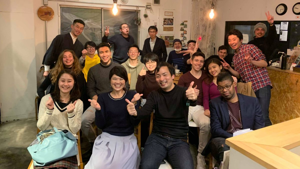 Report: Guest House Comedy Night! English Stand-up Open Mic & Meet-up [Vol. 80]