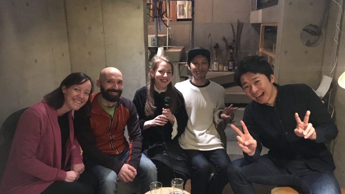 "Report: English Stand-up Comedy Show in Asakusa, Tokyo ""My Japanese Perspective"" [Vol. 280]"