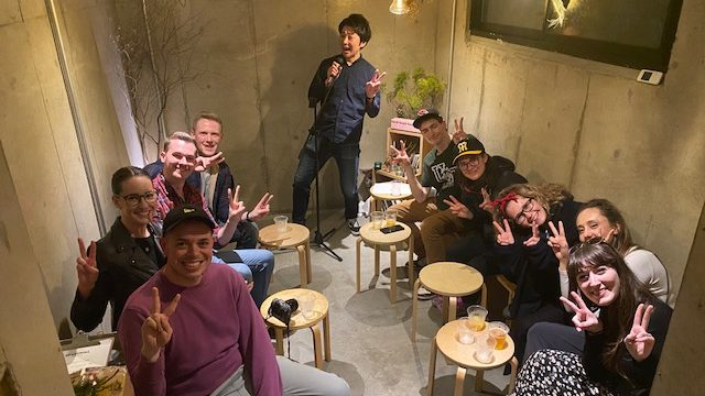 "Report: English Stand-up Comedy Show in Asakusa, Tokyo ""My Japanese Perspective"" [Vol. 285]"