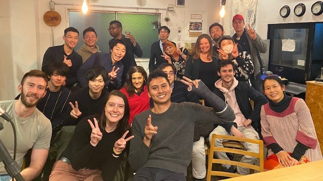 Report: Guest House Comedy Night! English Stand-up Open Mic & Meet-up [Vol. 82]